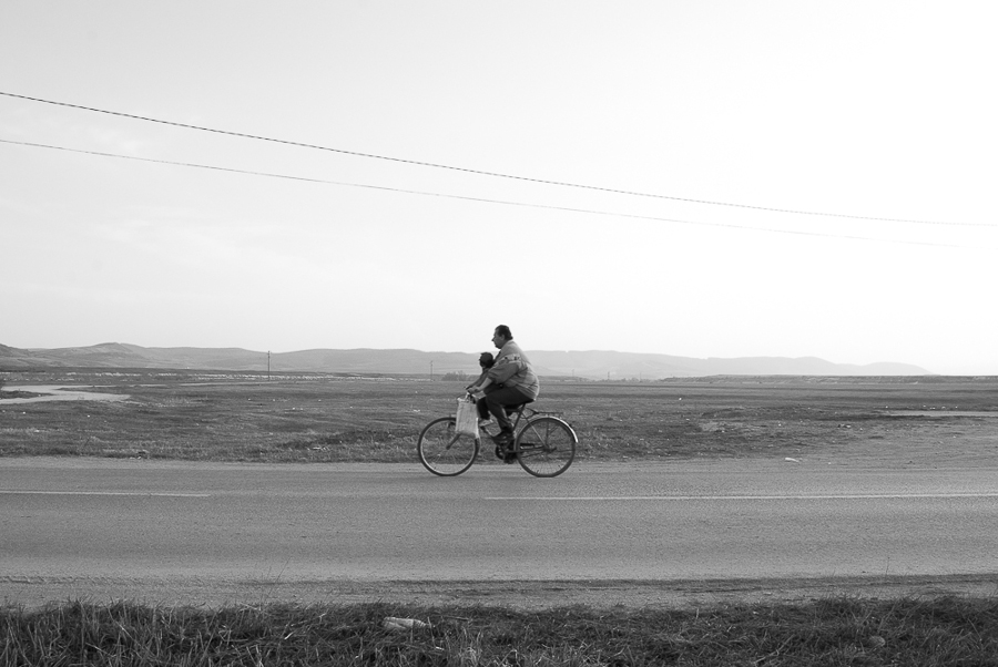 cyclists-near-ocna-mures-2012